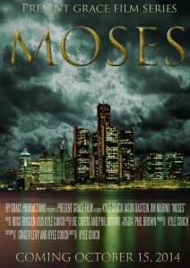 Moses Poster